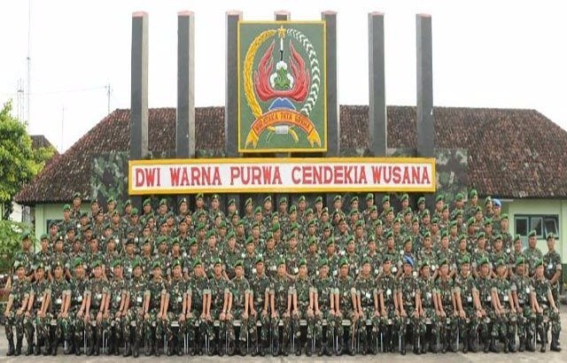 Pangdam IX/Udayana : Ciptakan Prajurit Berdisiplin, Profesional Dan Memiliki Fisik Prima