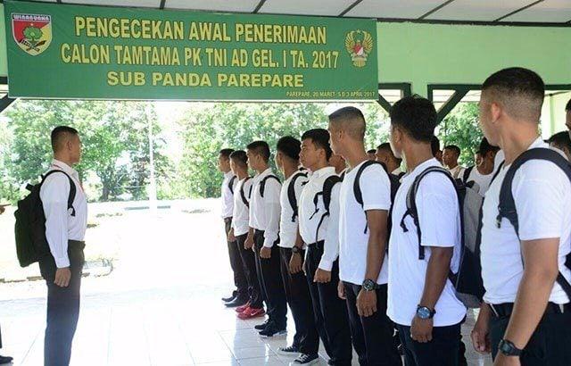 Tujuh Kali Ikut Seleksi Masuk TNI, Tak Membuat M. Iksan Menyerah