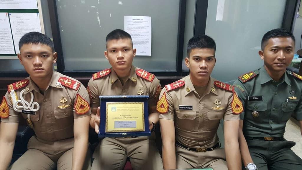 Pergantian Jabatan Merupakan Upaya TNI AD Untuk Kembangkan Profesionalisme