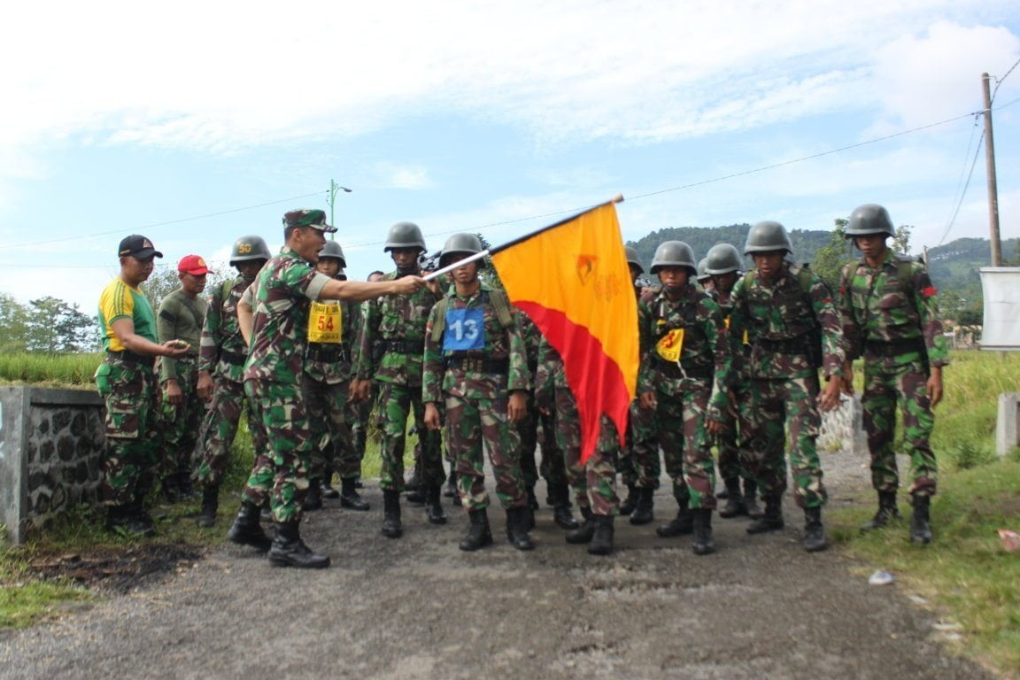 Jelang Lomba Ton Tangkas TNI AD, Yonkav 8 Kostrad Latihan Optimal