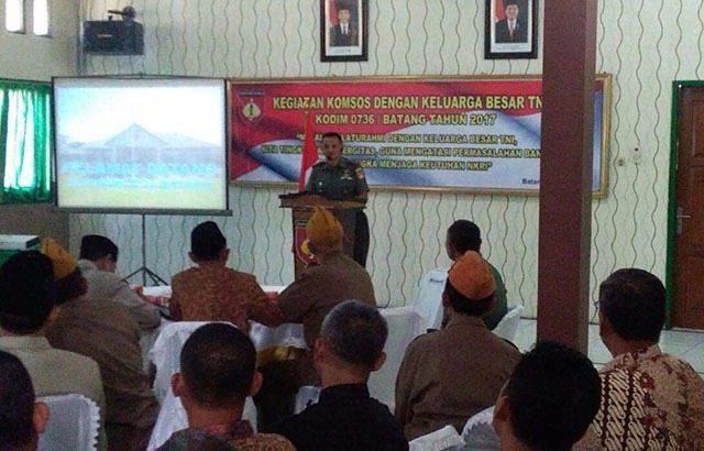 Jalin Terus Persatuan dan Kesatuan di Wilayah Batang