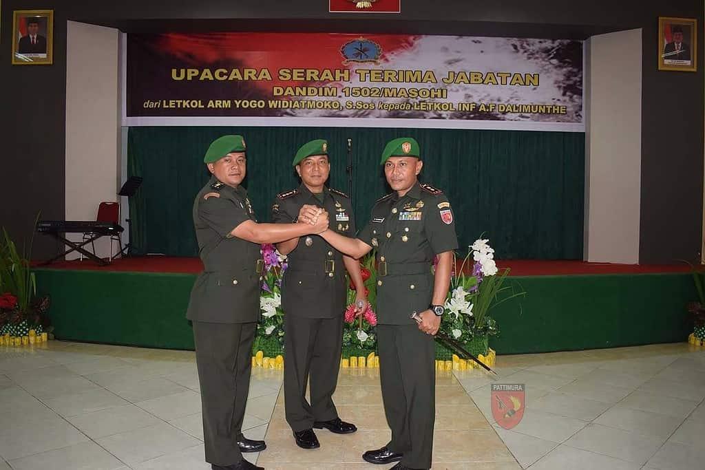 Lakukan Tugas Binter Dalam Bingkai Kemanunggalan TNI-Rakyat