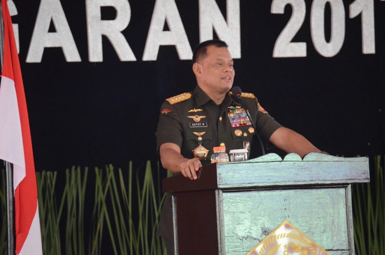 Panglima TNI : Selesaikan Tugas Dengan Akhir Yang Baik Dan Membanggakan