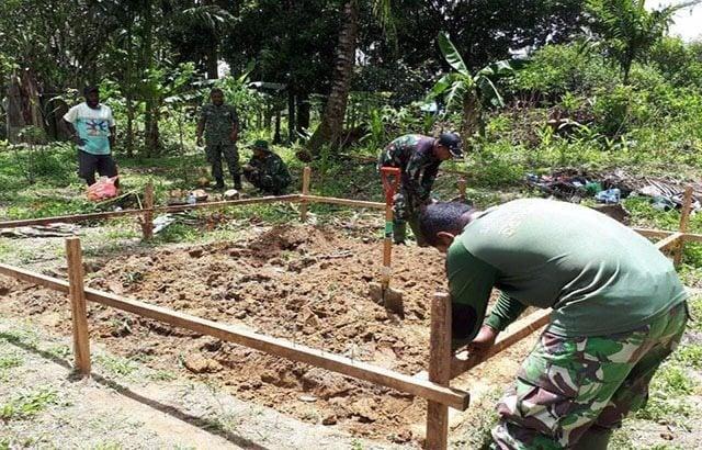 Kemanunggalan TNI-Rakyat, Modal Dasar Pembangunan Nasional