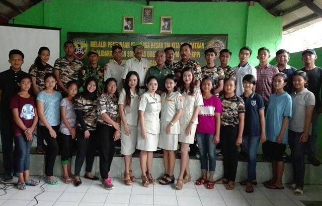 Keluarga Besar TNI Harus Jadi Contoh Bagi Lingkungannya