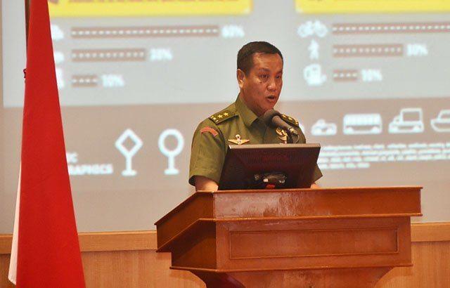 Sistem Manajemen Keamanan Informasi TNI Harus Sesuai Standar Nasional