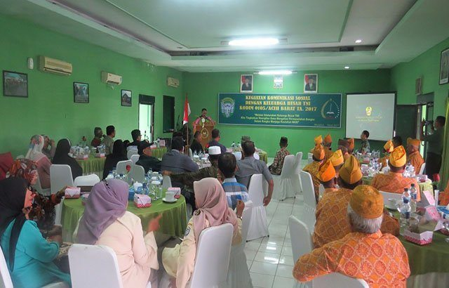 KBT Bisa Menjadi Pelopor Dalam Mensosialisasikan Program-Program TNI AD