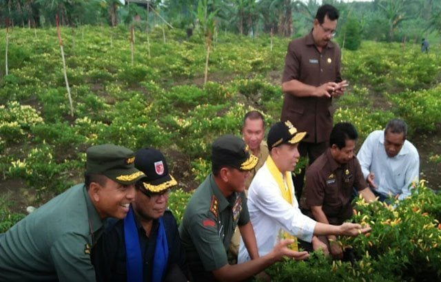 Gubernur Maluku Apresiasi Program Emas Biru dan Emas Hijau yang Digagas Pangdam XVI Pattimura