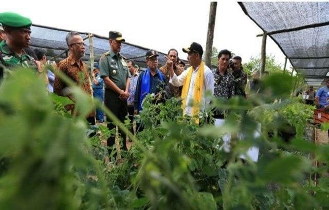 Program Emas Hijau dan Emas Biru: Dari TNI untuk Rakyat Maluku