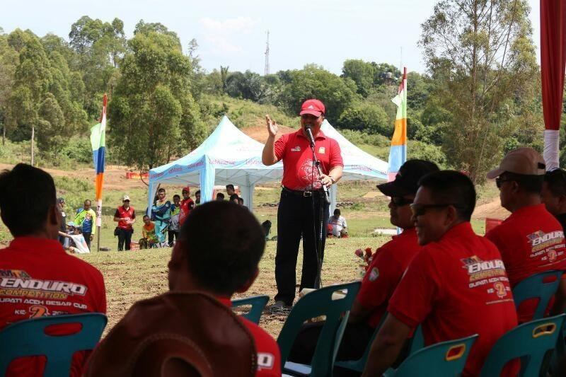 Trail Enduro Competition, Tempat yang Pas Buat Adu Kreativitas