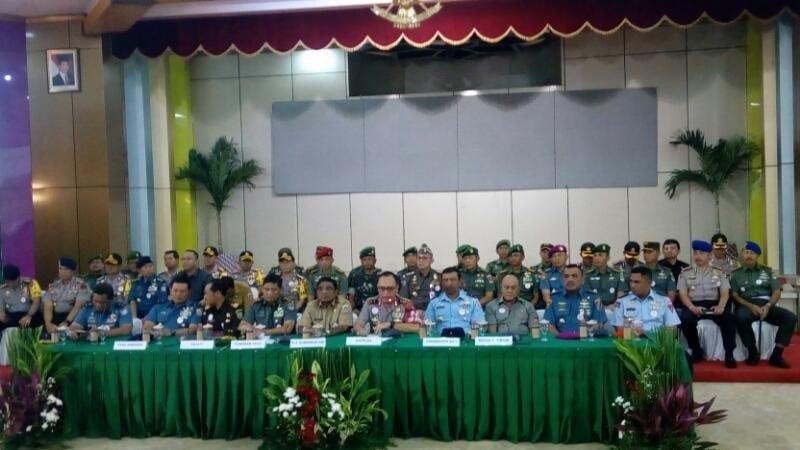 Pangdam Jaya: TNI Siap Bantu Polri Amankan Pilkada DKI Jakarta Putaran Kedua