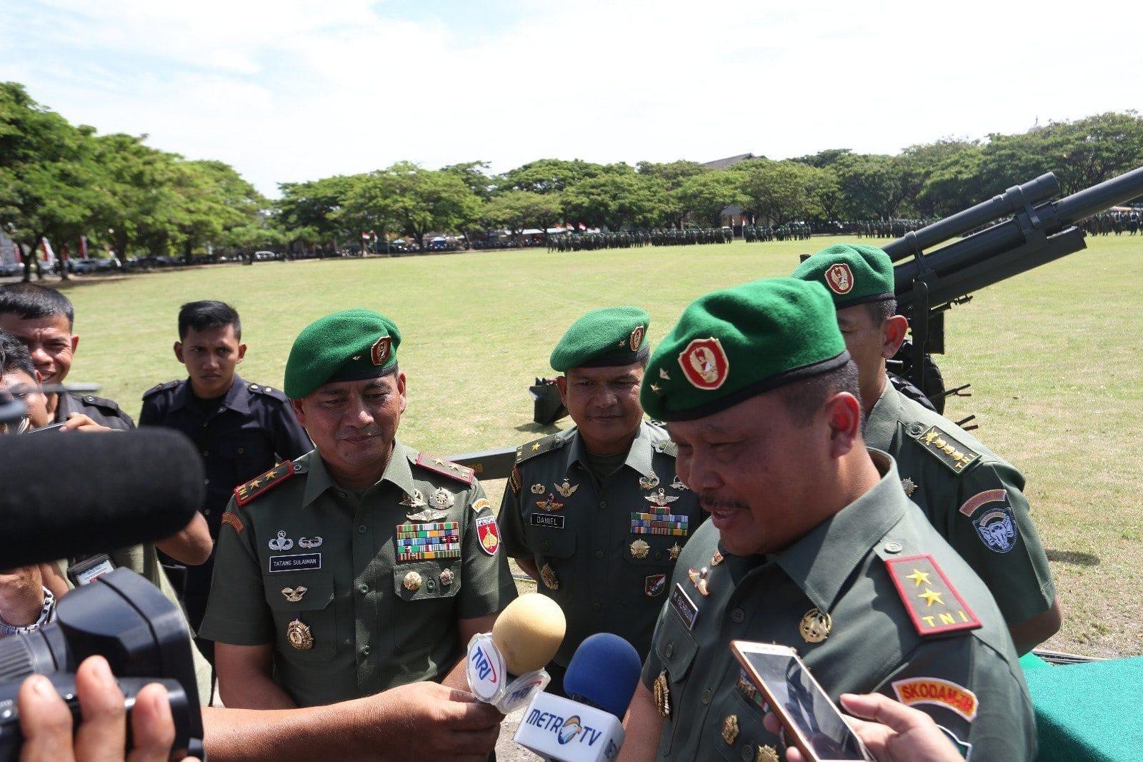 Mayjen TNI Moch. Fachrudin: Saya Akan Meneruskan Program Sanggamara Bangkit