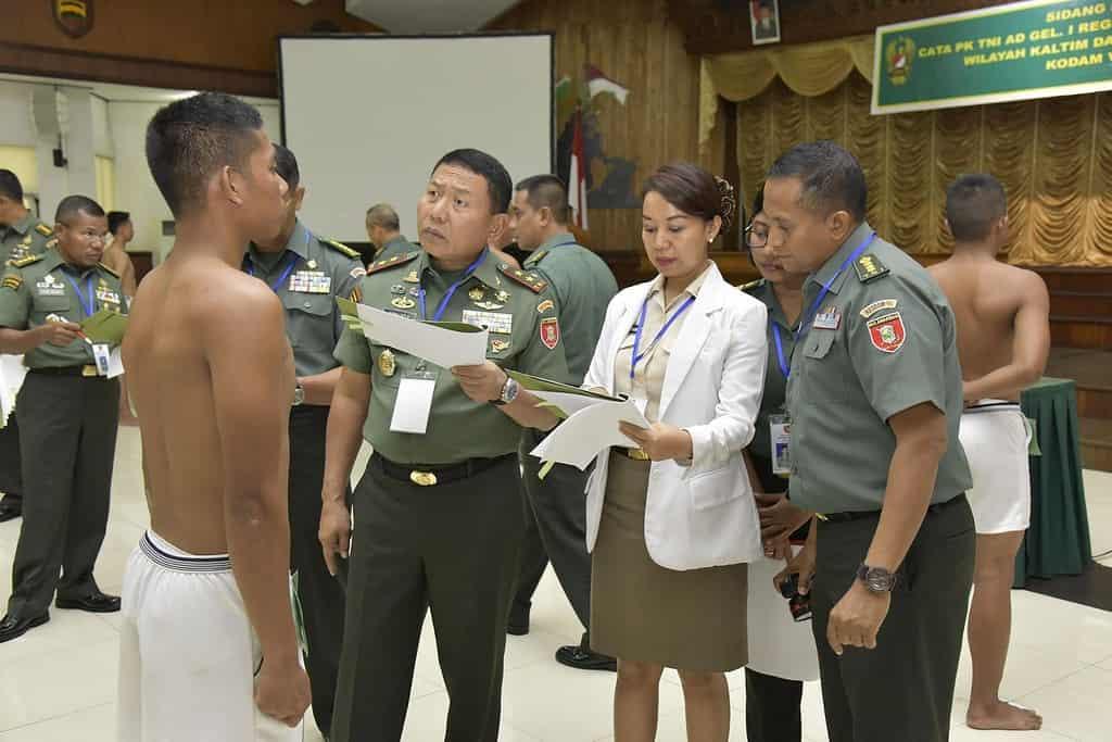 Hasil Pemilihan Calon Tamtama Akan Dipertanggungjawabkan.