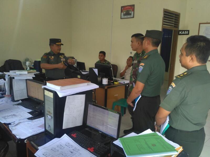 Optimalkan Kinerja Untuk Kemajuan TNI AD