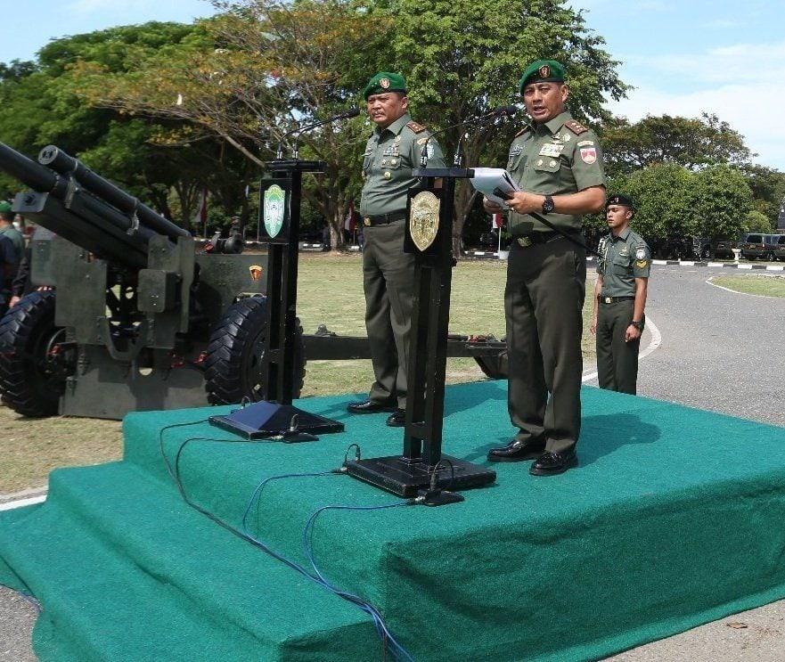 Mayjen TNI Tatang Sulaiman Bangga Pernah Menjadi Bagian Prajurit Kodam Iskandar Muda