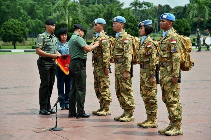 Dedikasi Prajurit TNI Wujud Komitmen Indonesia terhadap Misi Perdamaian PBB