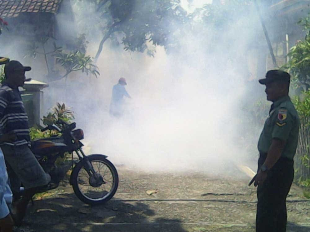 Dengan Lingkungan Bersih, Warga Terhindar Dari Penyakit