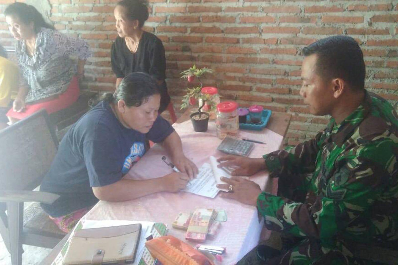 TNI Lahir dari Rakyat dan Mengabdikan Diri Kepada Rakyat