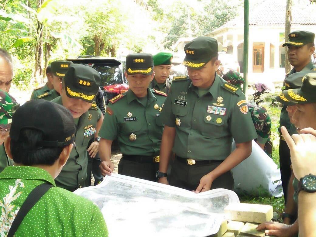 Keberadaan Yon Armed 8/105 Di Pasuruan Akan Mempercepat Akselerasi Pembangunan