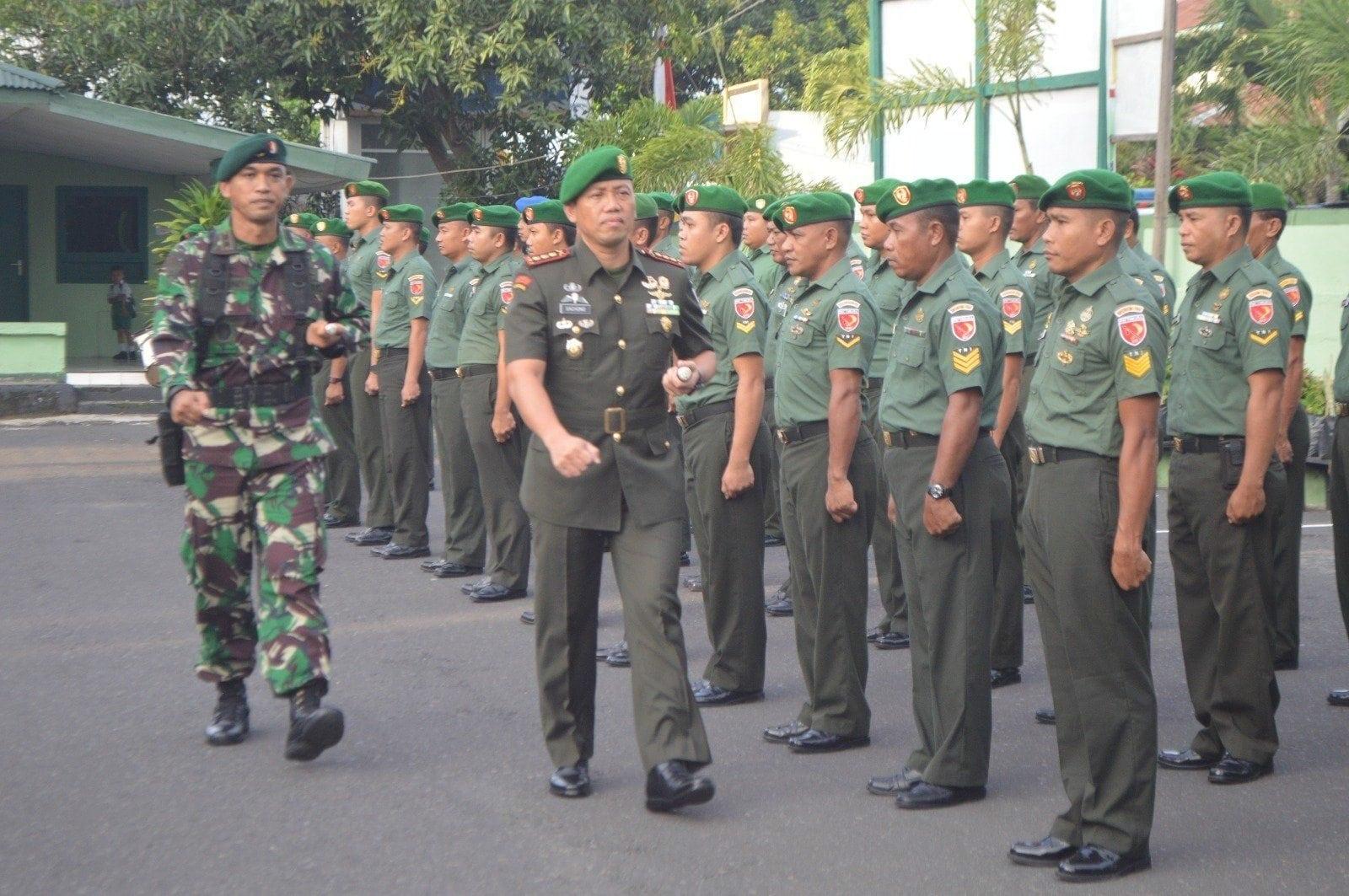 Hadapi Ton Tangkas TNI AD, Yonif Raider Khusus 732/Banau Siap Tempur