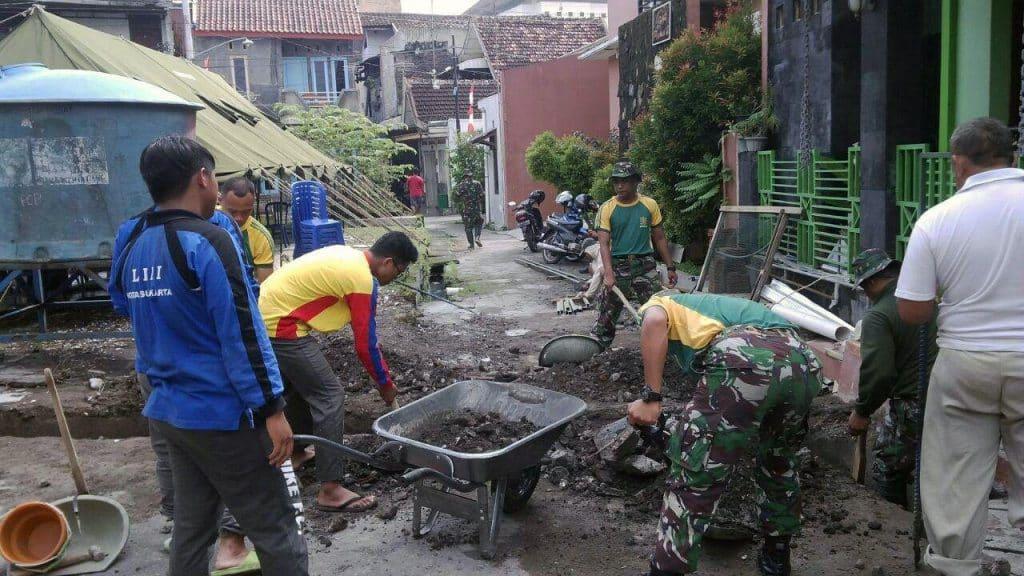 Kedepankan Semangat Gotong-Royong Dalam Membangun Desa