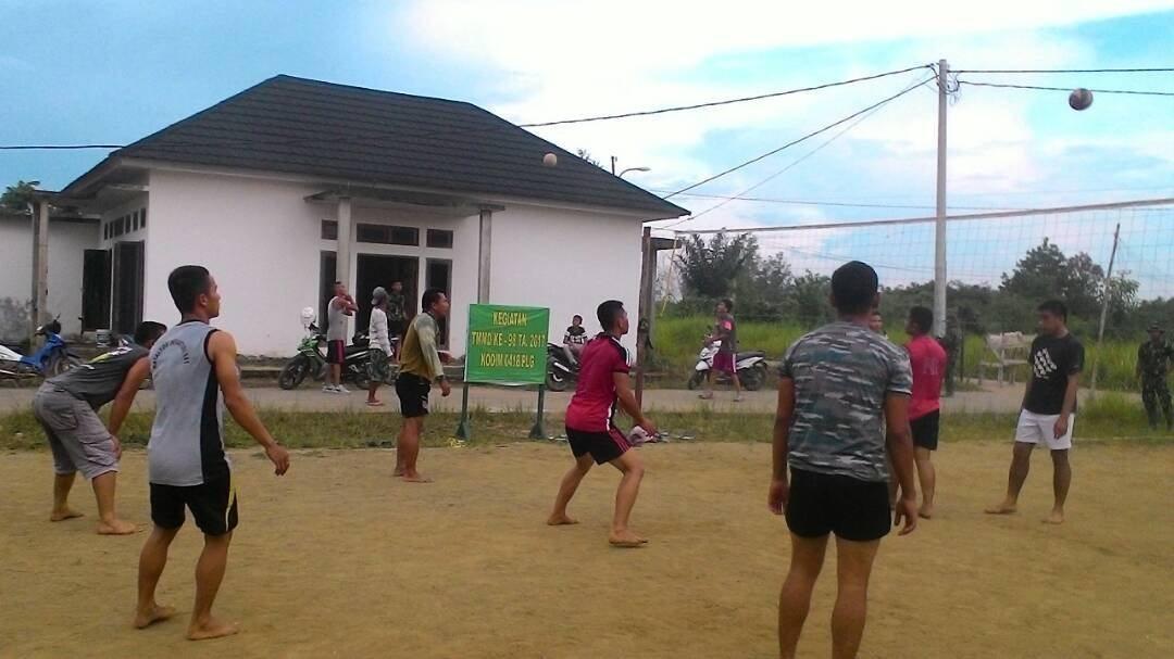 Olahraga Bersama Akan melahirkan Kebersamaan dan Persaudaraan