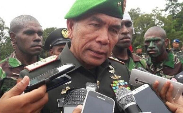 Sekitar 1.500 Putra Asli Papua Jadi TNI