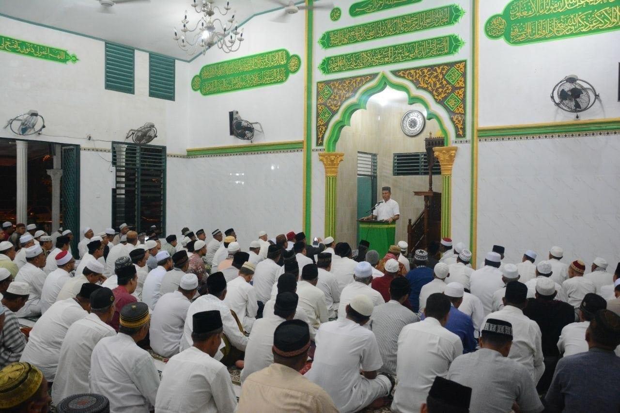 Syiar Muhibah Subuh Merupakan Sarana Untuk Memupuk Rasa Kesatuan