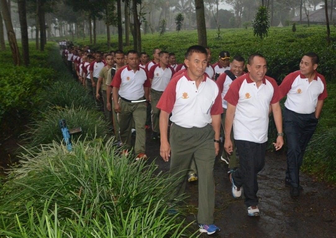 Olahraga Merupakan Media Efektif Untuk Menjalin Silaturahmi