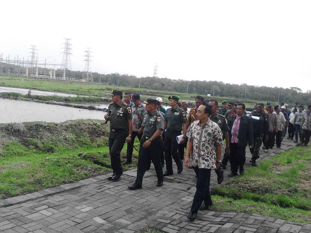 Pogram Swasembada Pangan Meningkatkan Kesejahteraan Petani