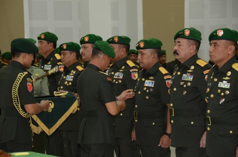 Kasad : Indonesia Memerlukan TNI yang Kuat dan Profesional