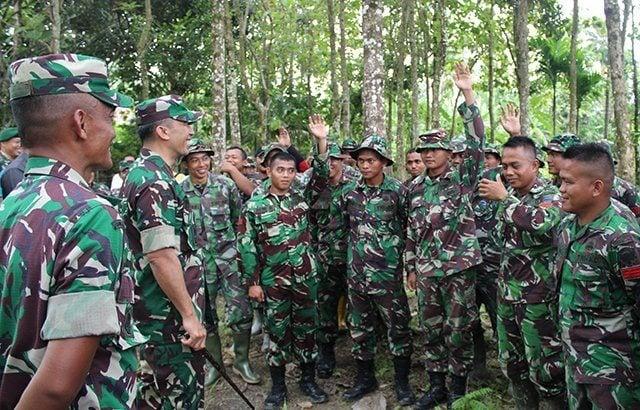 TNI dan Rakyat, Ibarat Ikan dan Air