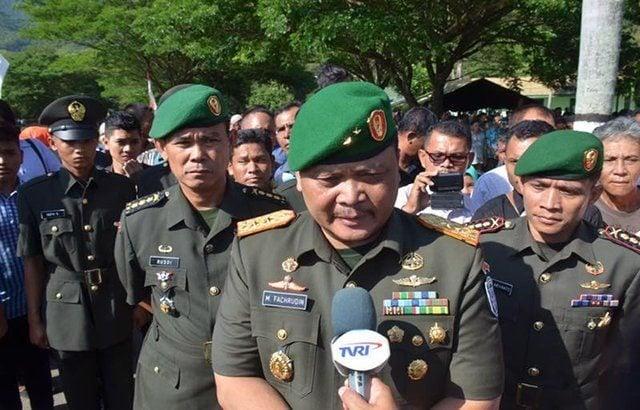 Hindari Perbuatan yang Bisa Merusak Citra TNI