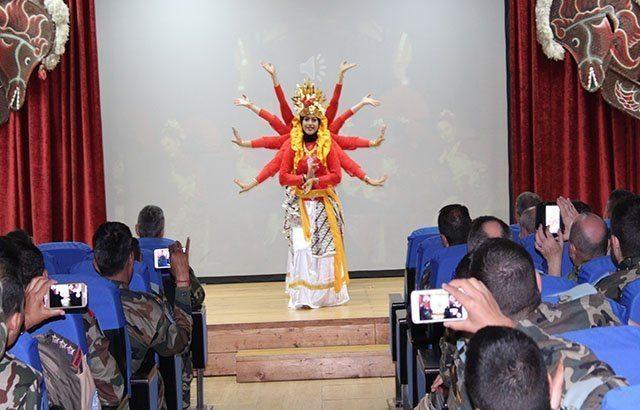 Indobatt Tampilkan Budaya Indonesia dalam Culture Event di Lebanon