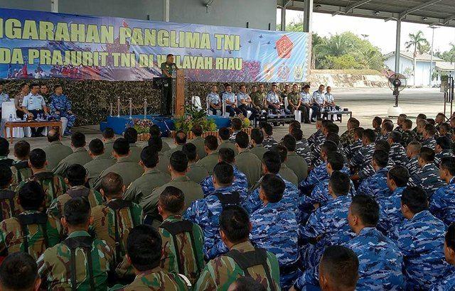 Panglima TNI: Prajurit Jangan Nodai Kepercayaan Rakyat