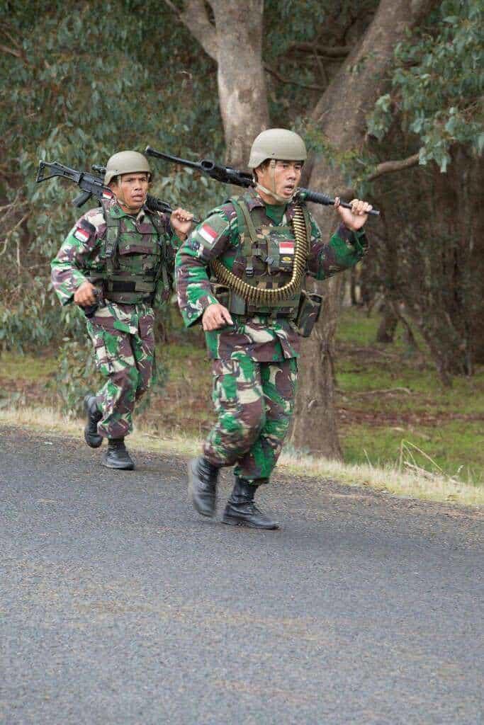 Petembak TNI AD Masih yang Terbaik di Ajang AASAM