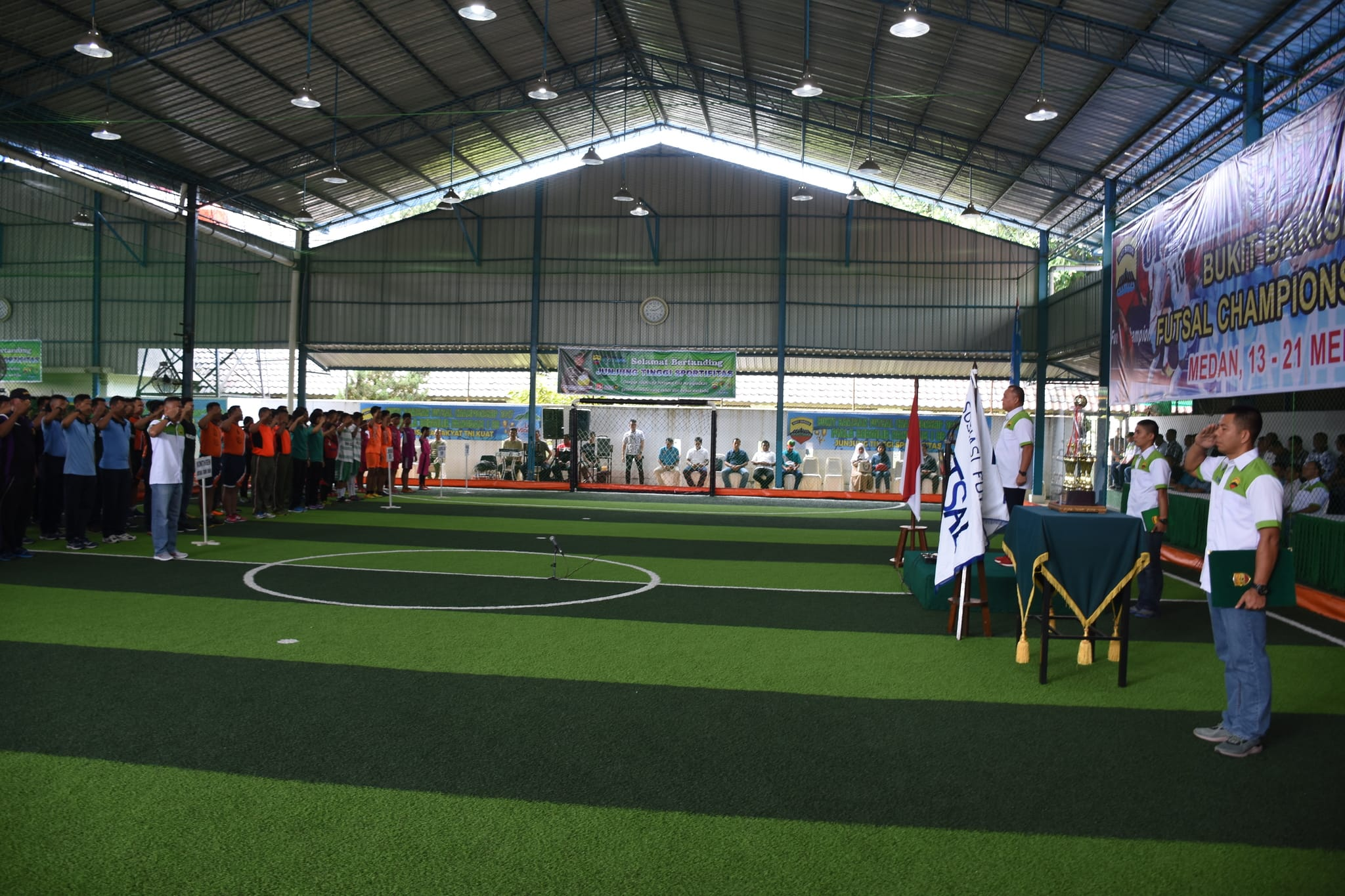 Futsal Pangdam I/BB Championship 2017