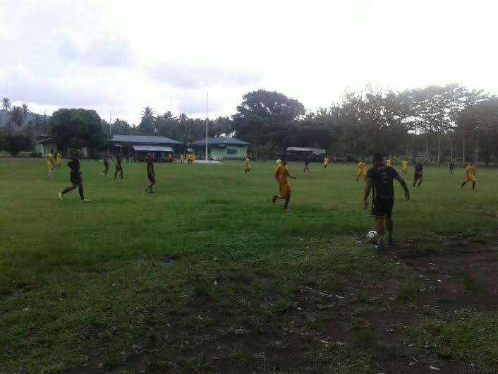 Jaga Sinergitas TNI-Polri dengan Olahraga Bersama