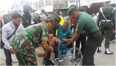 Peduli Disabilitas, Bantu Kursi Roda dan Alat Bantu Dengar