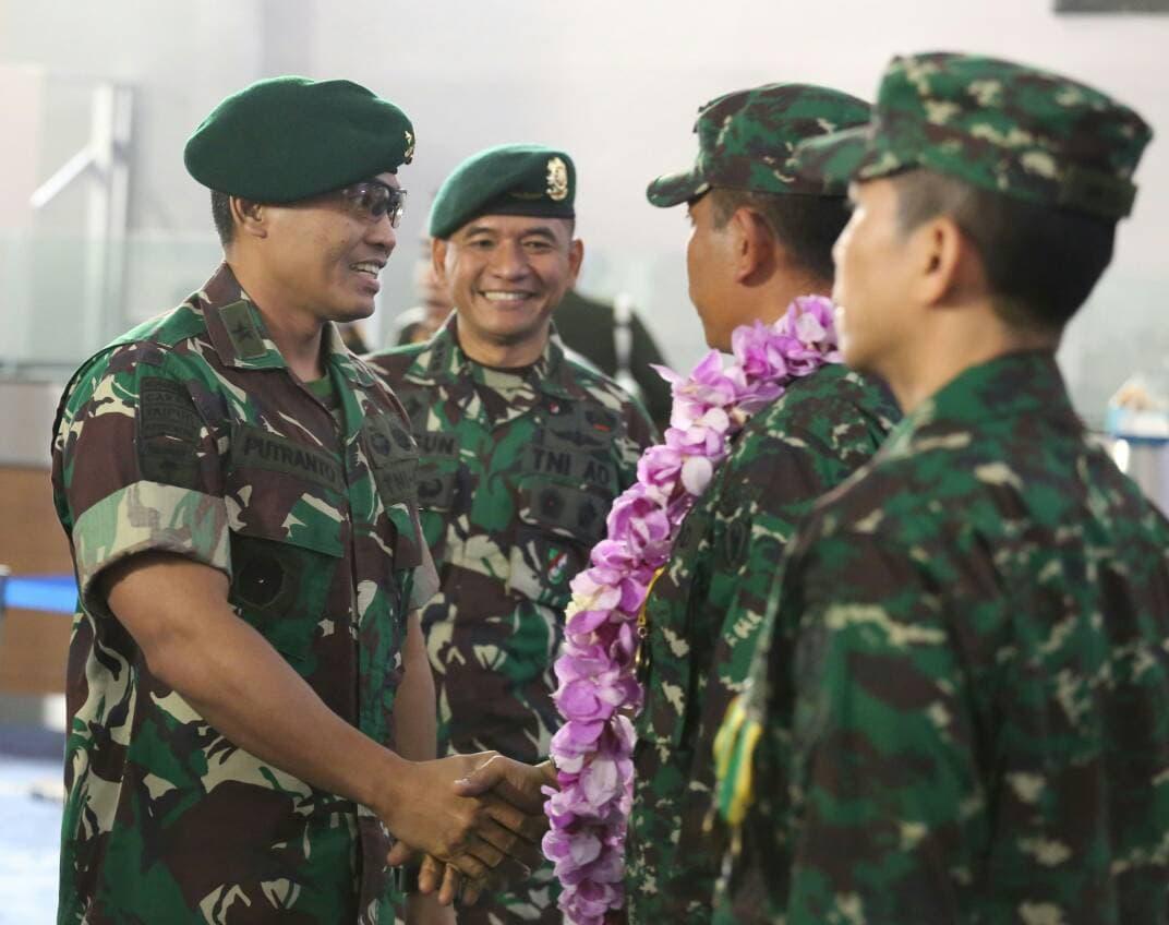Para Petembak TNI AD Raih Prestasi yang Membanggakan
