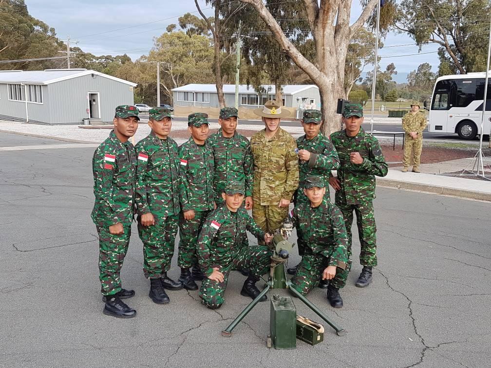 Gunakan Senjata Buatan Pindad, TNI AD Juara Umum Lomba Tembak