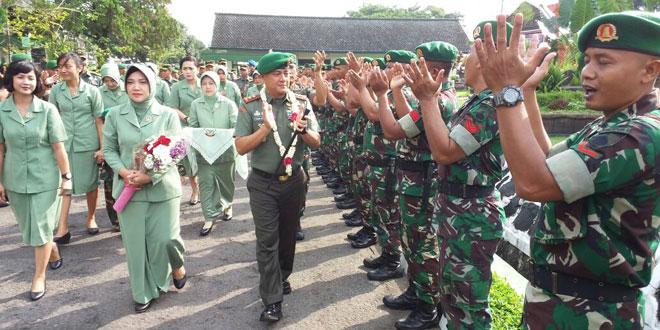 Latihan Membuat Prajurit Menjadi Hebat dan Profesional