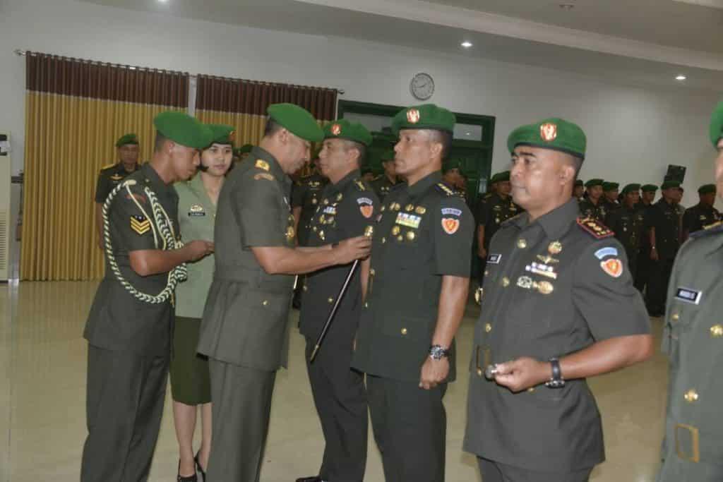 Alih Tugas dan Jabatan Merupakan Pola Pengembangan Integritas Perwira