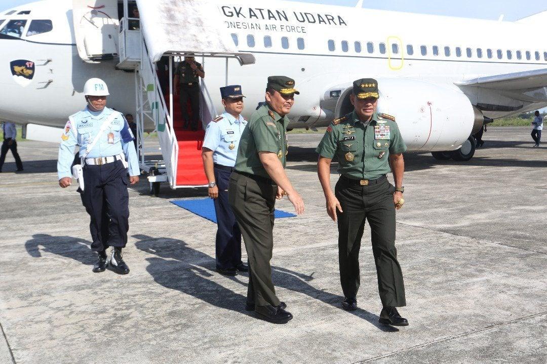 Panglima TNI ke Aceh Mengecek Kesiapan Pekan Nasional Petani Nelayan