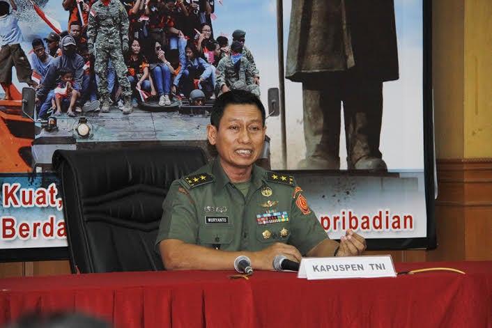 "Kapuspen TNI: Komunitas ""Sahabat Gatot Nurmantyo"" Tidak Ada Kaitan dengan Panglima TNI Jenderal TNI Gatot Nurmantyo"