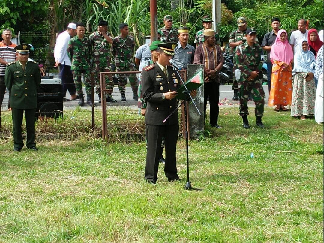 Pemakaman Militer, Wujud Penghormatan Pahlawan/TNI Yang Berjasa Kepada Bangsa