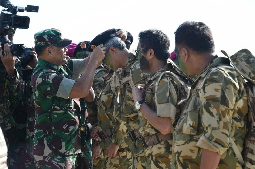 Panglima TNI Laksanakan Pembaretan 23 Gubernur se-Indonesia.