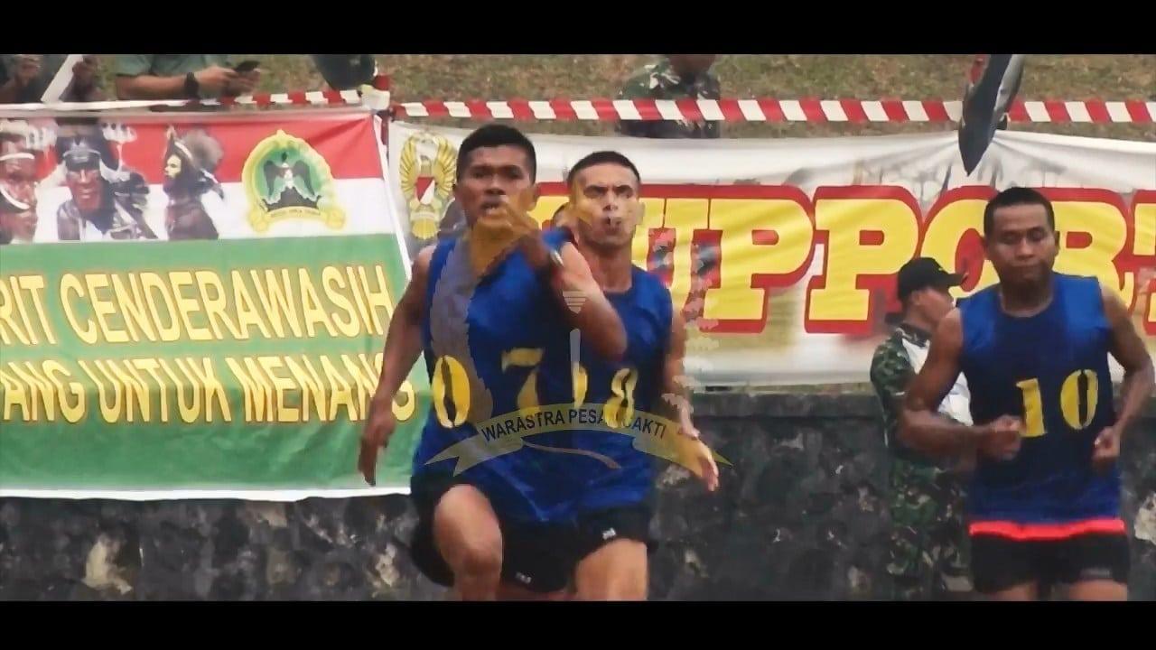 "Video: Lomba Garjas ""A"" Ton Tangkas periode 1 tahun 2017"