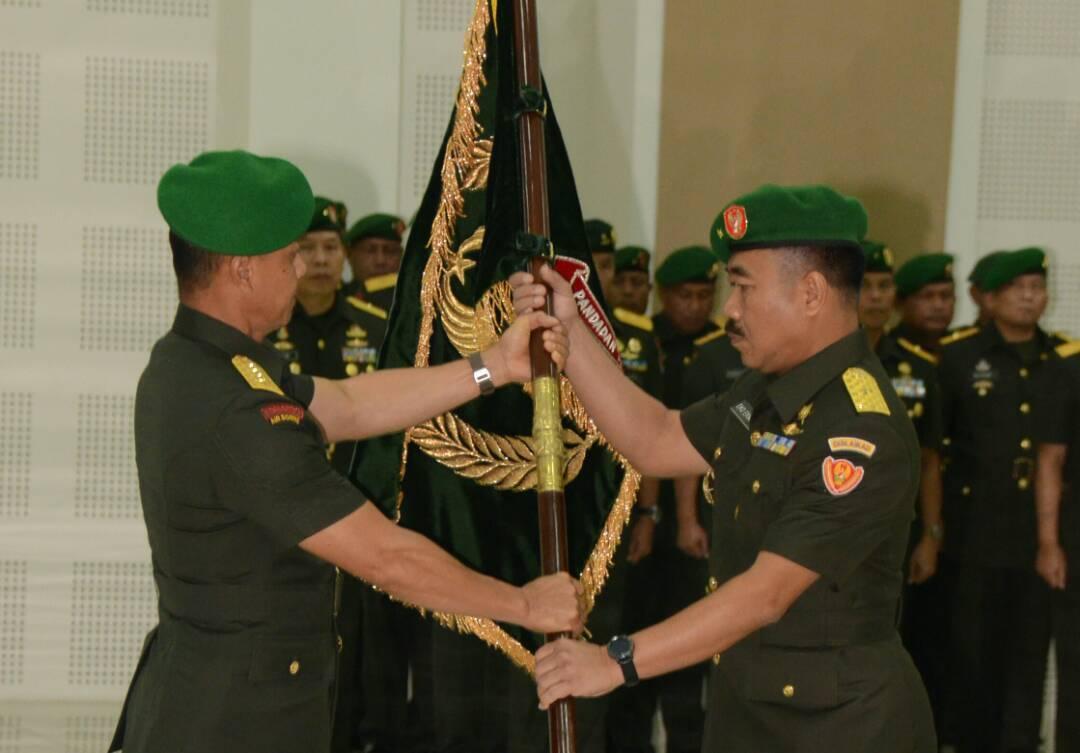 Kepala Staf Angkatan Darat Jenderal TNI Mulyono meresmikan Dinas Kelaikan Angkatan Darat