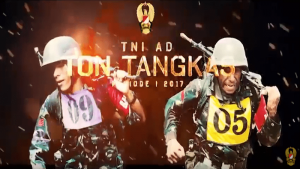 Ton Tangkas TNI AD 2017